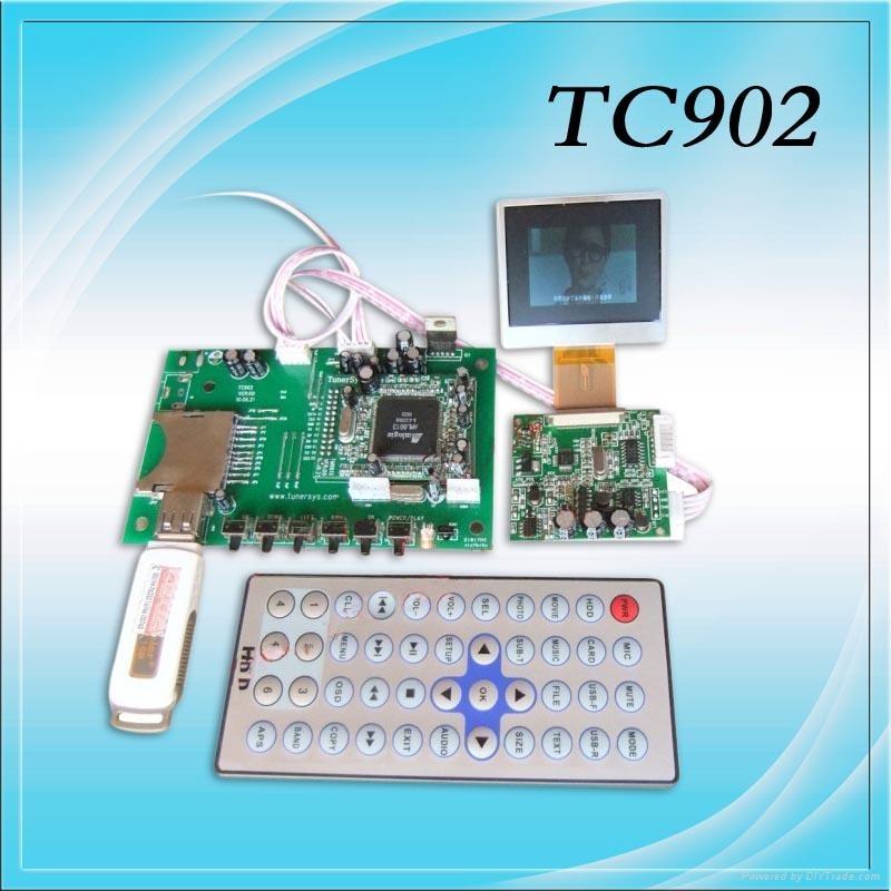 MP5 播放器 TC902 1