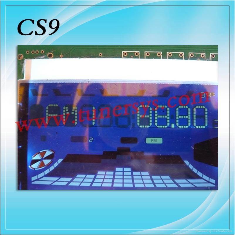 串口控制mp3模块 CS9 1