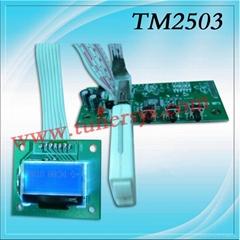 MP3 WMA音乐播放器 TM2503