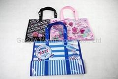 简易PVC购物袋