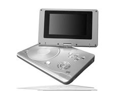 Portable Car DVD