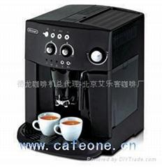 德龙咖啡机 全自动意式特浓咖啡