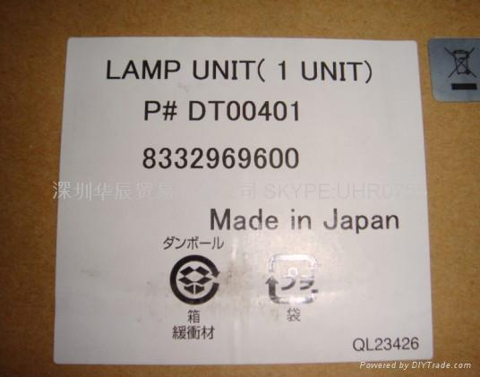projector lamp DT00401  1