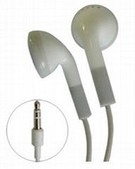 earphone for MP3/iPOD