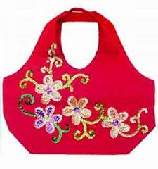 Handmade Embroidery Handbag