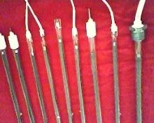 烤漆房远红外灯管及配套装置