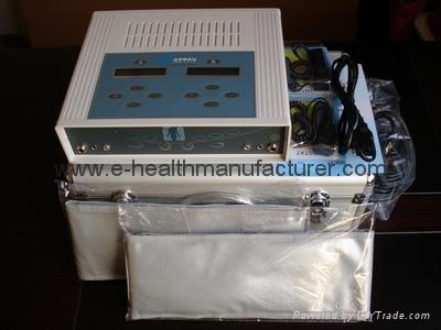 Dual System Ion Cleanse Detox Foot SPA with Dual Infrered Belts (E67) 1
