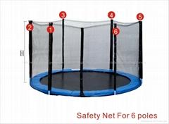 Trampoline 8FT Safety Net