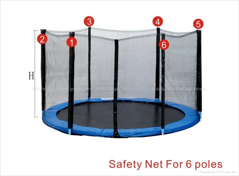 Trampoline 10FT Safety Net 1