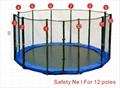 Trampoline 14FT Safety Net 2