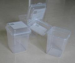 folding plastic box