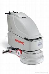 Simpla 50全自動洗地機 電瓶手推式洗地機