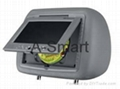 7 inch Headrest Monitor with DVD