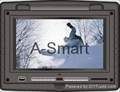 7 inch Headrest Monitor with USB