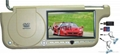 """7"""" lcd monitor with TV, USB/SD/GAME"""