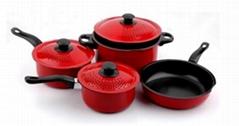 TR-PST07---7pcs pasta pot set