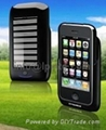 iphone solar power charger