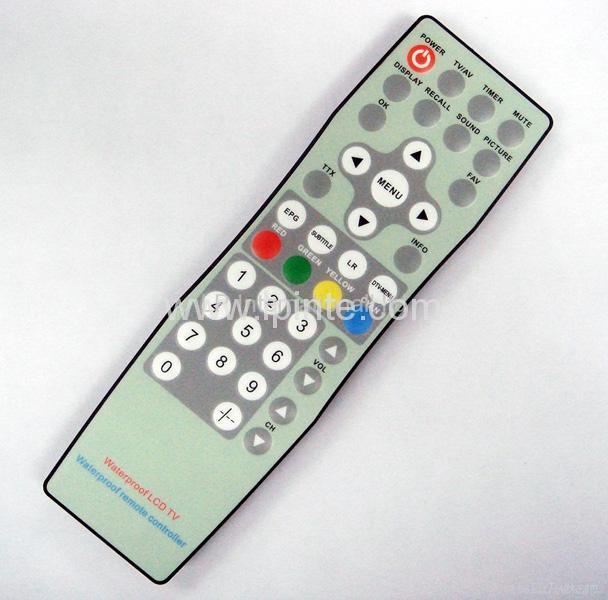RC: Obscure waterproof LCD remote / Gear4