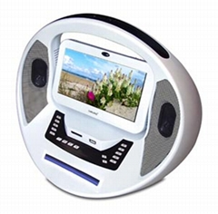 Basket DVD Player