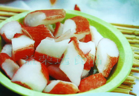 surimi imitation crab chunks 1