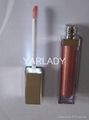 cosmetic LED ligth+mirror+lipgloss 1
