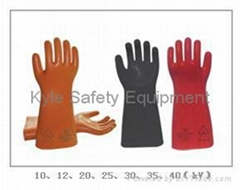 Rubber Insulation Gloves