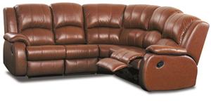 Leather Sofa 3