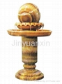 Granite fountain ball, fountain balls, water fountain from China