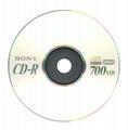 Sony blank CD-R/DVD-/+R/CDR/DVDR