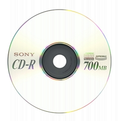Sony blank CD-R/DVD-/+R/CDR/DVDR