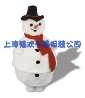 供应卡通服装,卡通人偶/雪人