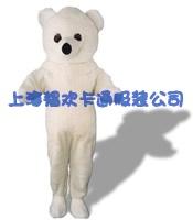 供应卡通服装,卡通人偶/白熊