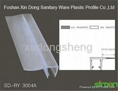 Industrial plastic profiles,construction profiles