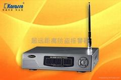 上海远距离无线防盗报警器(开阔地可达10公里)