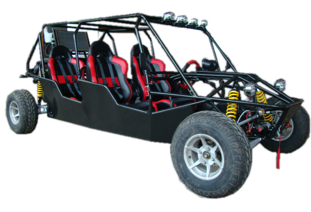 China 1100cc four seater Go kart with EPA from Manufacturer