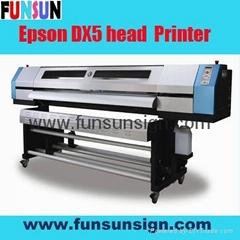 UD181LA Eco solvent Printer ( high quality, 1440dpi)