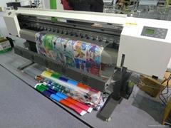 Hign quality Eco Solvent Plotter ( 1.8m, 1440dpi)