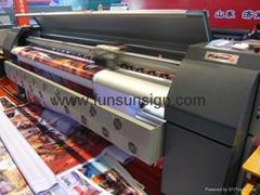UD-3208G  Solvent Banner Printer ( 8 Seiko head,720dpi)