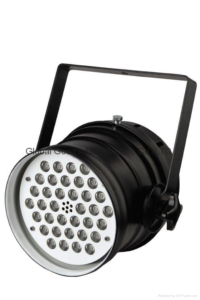 36pcs*1W/3W led high power par64 stage light 1