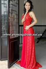 evening dresss