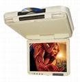 Auto TFT LCD Flip-Down DVD Player Car