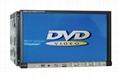 Car TFT LCD In-Dash DVD Player Car Video