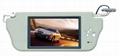 Car Sun-Visor Monitor Car Video Consumer