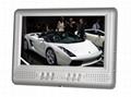Car TFT LCD Digital TV Auto Video