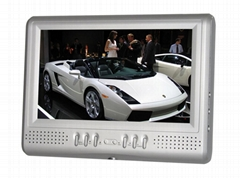 Car TFT LCD Digital TV Auto Video Consumer Electronics
