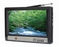 Car TFT LCD TV Auto Video Consumer