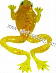 soft lure-frog
