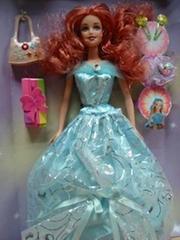 Plastic Toys \ Barbie Dolls