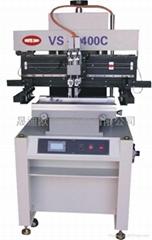 晟迪歐半自動錫膏印刷機