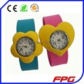 Popular Silicone Slap Watches